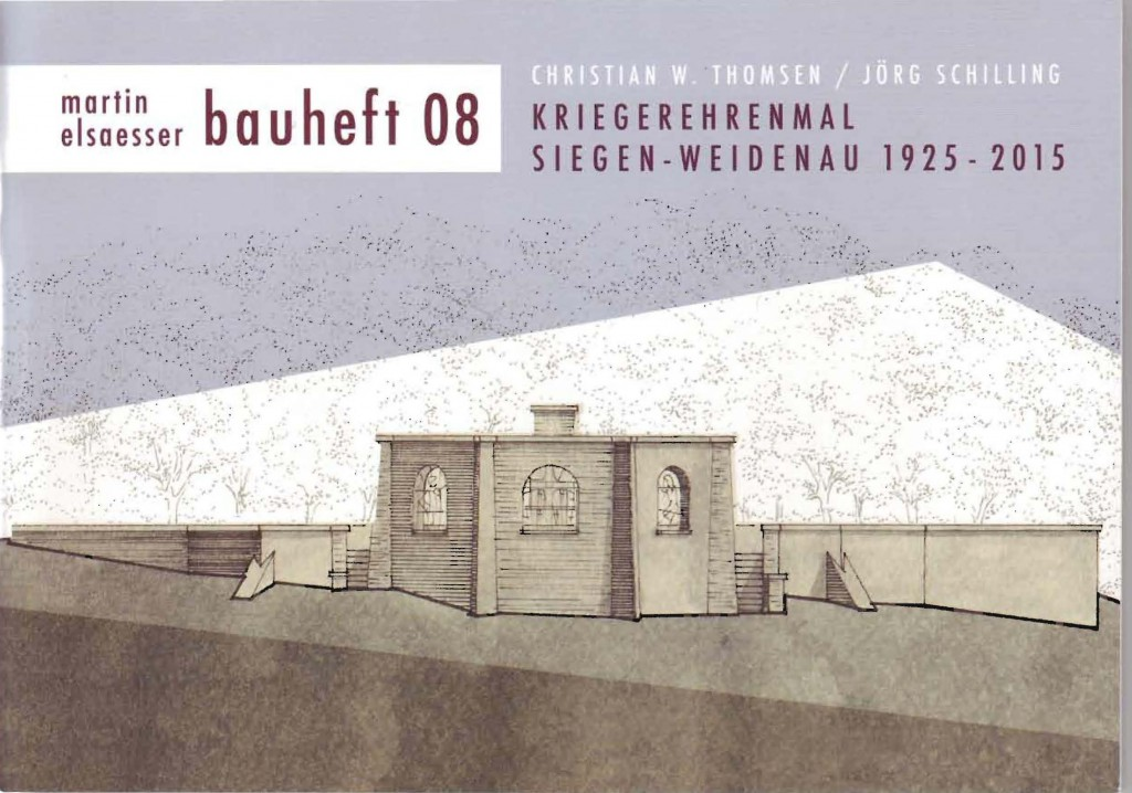Ehrenmal_front_rear_cover_Seite_1